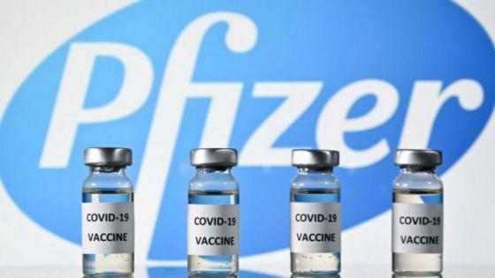 Llegaron las vacunas esperadas